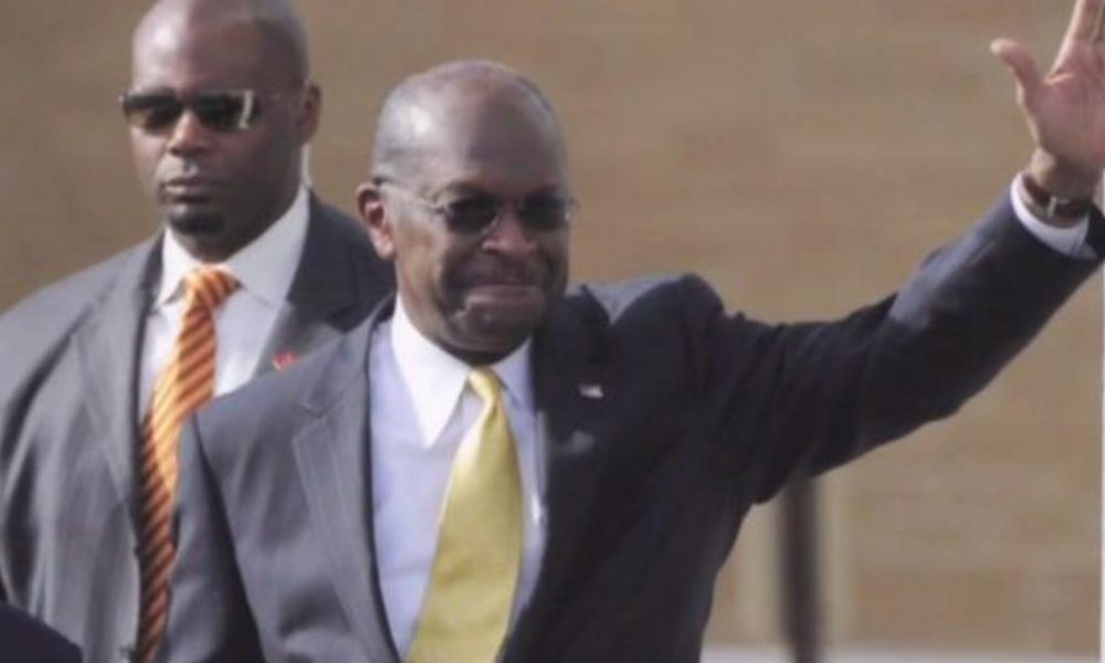 Crypto coin Former presidential candidate Herman Cain dies of COVID-19 at 74