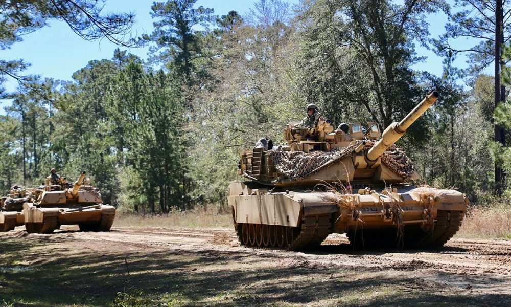Army maps plans for future tank