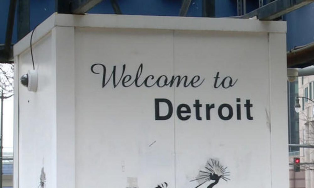 Crypto coin COVID Chronicles: Detroit's water shutoff has been stopped — for now