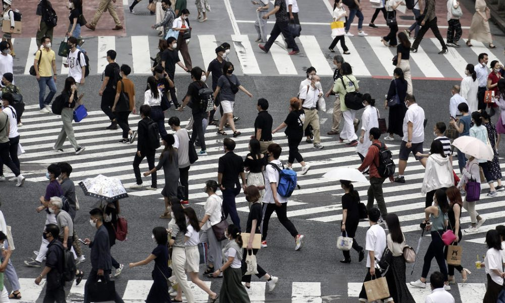 """Crypto coin Tokyo COVID cases hit new high; city to launch its own """"CDC"""""""