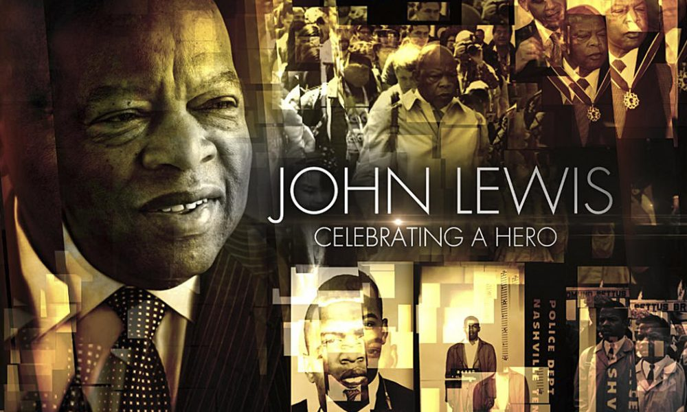 Crypto coin Oprah Winfrey, Gayle King, Tyler Perry honor John Lewis in special