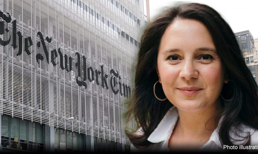 Bari Weiss: Twitter now 'editor' of NY Times, paper 'living in fear of an online mob'