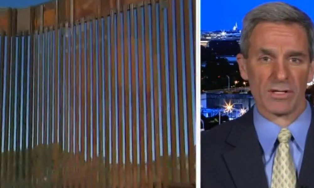 Cuccinelli gives Supreme Court 'two enthusiastic thumbs up' for latest border wall decision