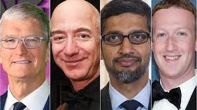Pichai, Zuckerberg, Bezos, Cook at antitrust hearing: The key takeaways
