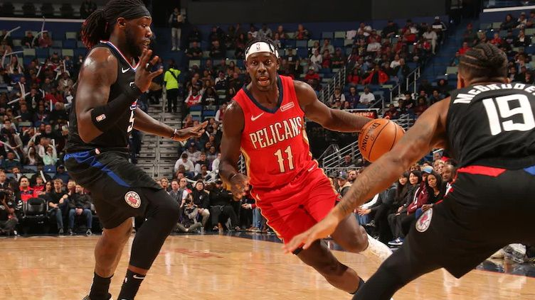 Pelicans vs Clippers live stream: how to watch today's NBA game from anywhere