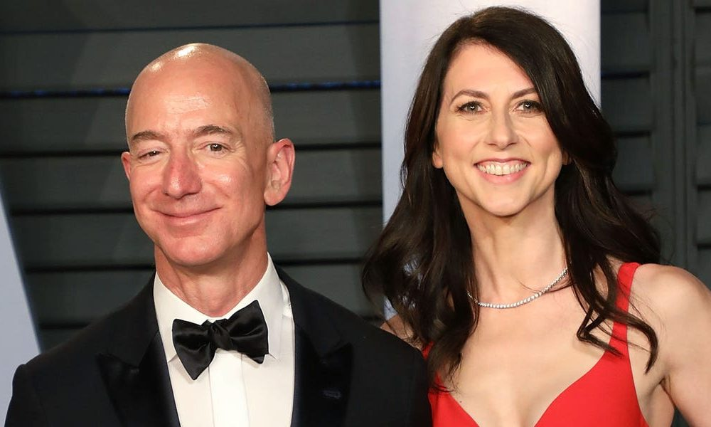 MacKenzie Scott, the ex-wife of Jeff Bezos, donated $1.7 billion on Wednesday. By Friday, she'd made it all back — and then some.