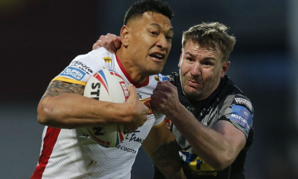 Super League rugby live stream: how to watch every 2020 fixture from anywhere