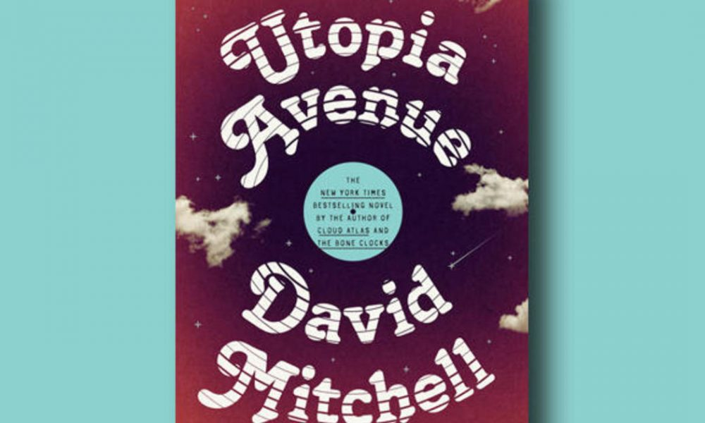 """Crypto coin Book excerpt: """"Utopia Avenue"""" by David Mitchell"""